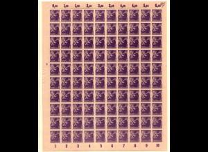 SBZ 1945 Nr 2A wbzt postfrisch (701053)