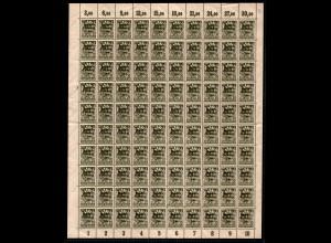 SBZ 1945 Nr 206A wbz postfrisch (701055)