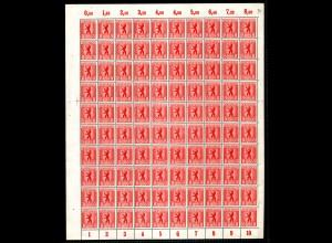 SBZ 1945 Nr 3A vx postfrisch (701057)