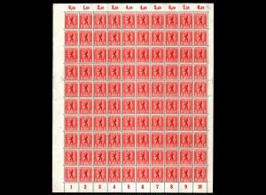 SBZ 1945 Nr 3A vx postfrisch (701058)