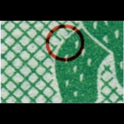1ABuy F11a postfrisch, waag. Paar mit Normalmarke (6542)